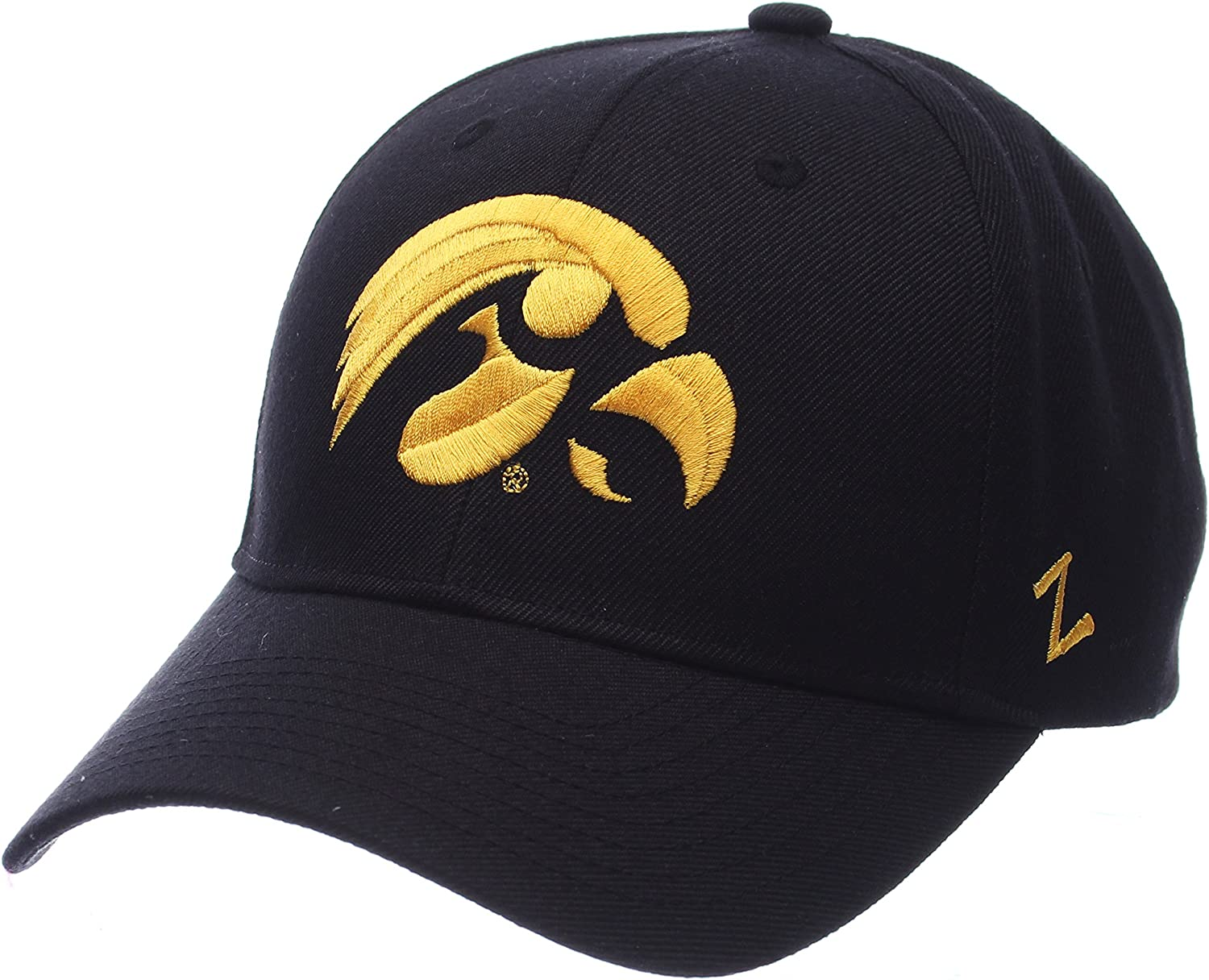 Zephyr Staple Relaxed Fit Dad CapNCAA One Size Adjustable Baseball Hat