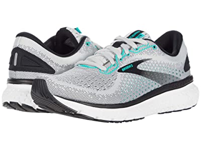 Brooks Glycerin 18 (Grey/Black/Atlantis) Women