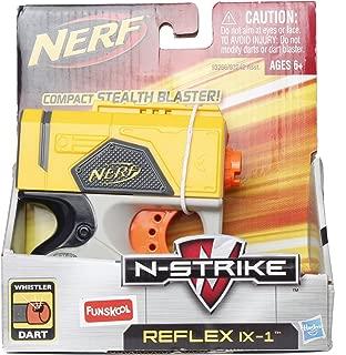 NERF N-Strike Reflex IX-1 Dart Blaster - Yellow