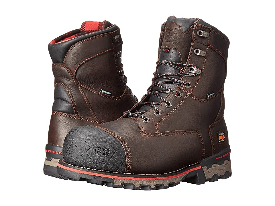 Timberland PRO - Timberland PRO 8 Boondock 1000g Composite Safety Toe Waterproof Insulated