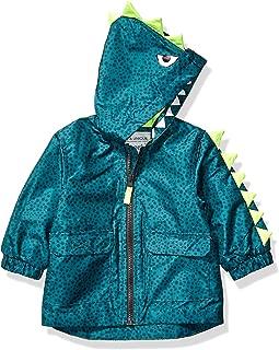 Baby Boys' Critter Rainslicker Midweight Rain Jacket