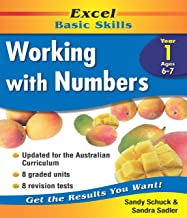 Excel Basic Skills Workbook: Working with Numbers Year 1