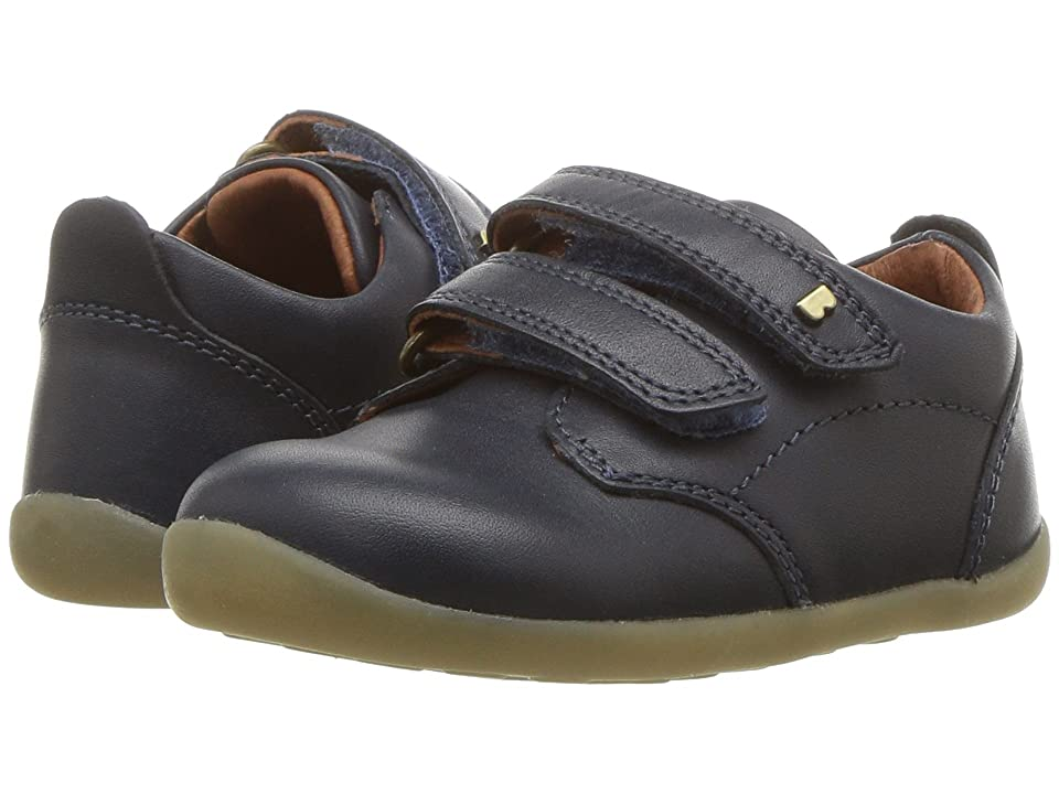 Bobux Kids Step Up Port (Infant Toddler) (Navy) Boy s Shoes 5ac98482c22a