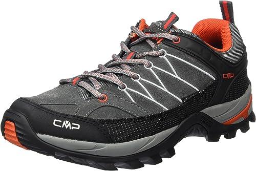 CMP Herren Rigel Low Wp Trekking- & Wanderhalbschuhe