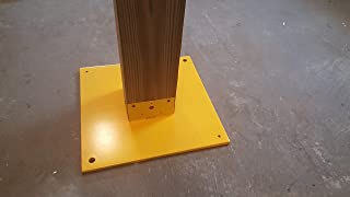 Steel baseplate 12