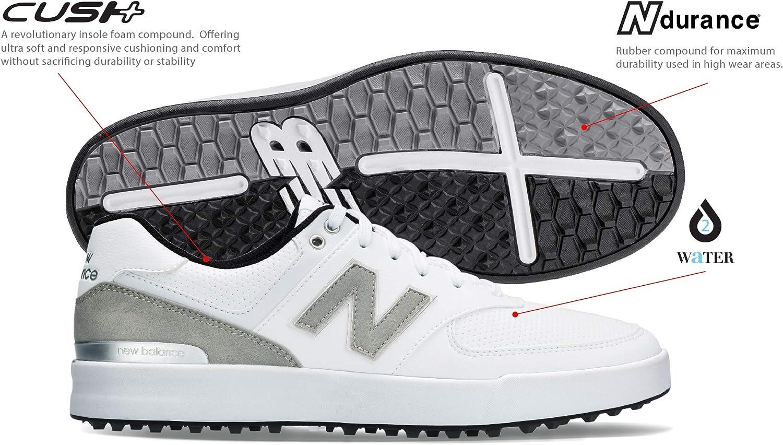 Amazon.com | New Balance Men's 574 Greens Golf Shoe | Golf