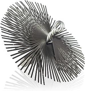 ITALBURN Cepillo de repuesto de acero de 200 mm para limpiez