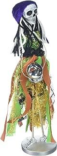 Department 56 Halloween Skeletons Fortune Teller Figurine, 12
