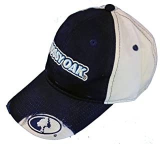 6343c617681c5 Mens Mossy Oak Casual Cap Blue and white Hat With Mossy Oak Logo Plus a FREE