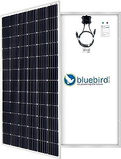Bluebird 375 Watt - 24 Volt Mono PERC Solar Panel [BIS Certified]