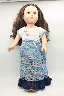 On The Boardwalk. 18'' Doll Clothes - Doll Accessories - Handmade Doll Clothes - Fits 18'' American Girl Dolls - Doll Outfits - Doll Dressup - Costume Outfit (Boardwalk)