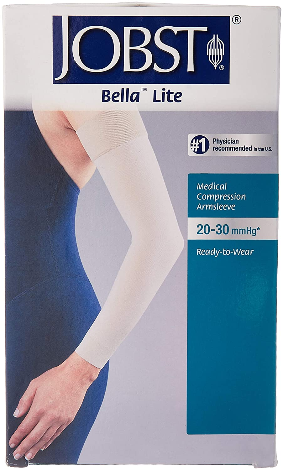 Jobst Women's 20-30 mmHg Arm Sleeve Size: 1013-Arm Japan's Selling and selling largest assortment Medium