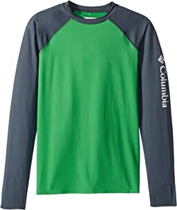 Mini Breaker™ Long Sleeve Rashguard (Little Kids/Big Kids)