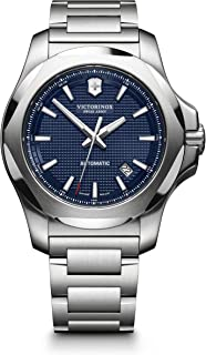 Victorinox - Hombre I.N.O.X Mechanical - Reloj Suizo mecánico automático de Acero Inoxidable 241835