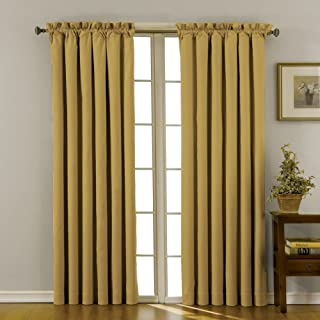 ECLIPSE Blackout Curtains for Bedroom - Canova 42