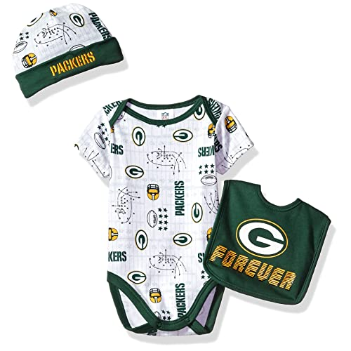 ff730e774b900 Green Bay Packers Kids Apparel: Amazon.com