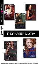 Pack mensuel Black Rose : 10 romans (Décembre 2019) (French Edition)