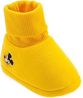 Disney Store Mickey Mouse Yellow Baby Toddler Costume Dress Up Shoes