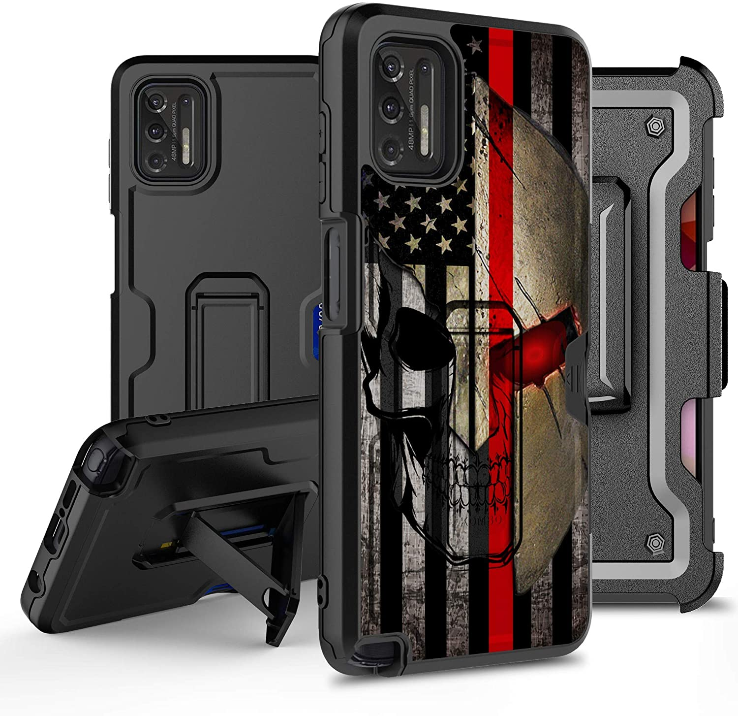 BEYOND OFFicial site CELL Armor 25% OFF Kombo Case Compatible 2021 Stylus with G Moto