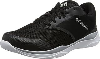 Columbia* 男 登山鞋ATS TRAIL LITE WP BM2762-010 黑色/白色 41 (US 8)