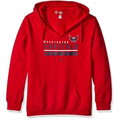 e1f256996c8 NHL Washington Capitals Pullover Hood with Screen Print