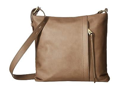 Hobo Drifter (Cobblestone) Cross Body Handbags