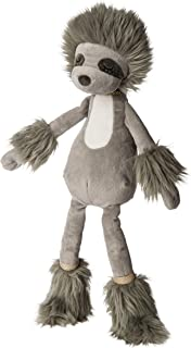 Mary Meyer Milano Stuffed Animal Soft Toy, 17-Inches, Grey Sloth