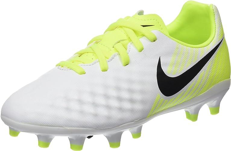 Nike Magista Opus II, Chaussures de Football Entrainement Mixte Enfant