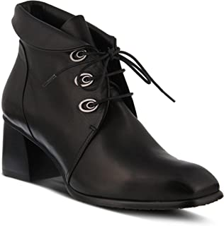 Spring Step Women's Shoes Adorina Leather Bootie