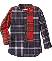 Burberry Kids - Argus Shirt (Little Kids/Big Kids)