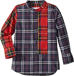 Burberry Kids Argus Shirt (Little Kids/Big Kids)