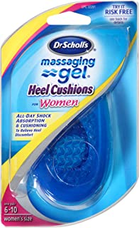 Dr. Scholl's Massaging Gel Heel Cushions, Women's, 1 pair