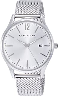 [ランカスターパリ]Lancaster Paris 腕時計 MLP001B/SS/BN MLP001B/SS/BN メンズ 【正規輸入品】