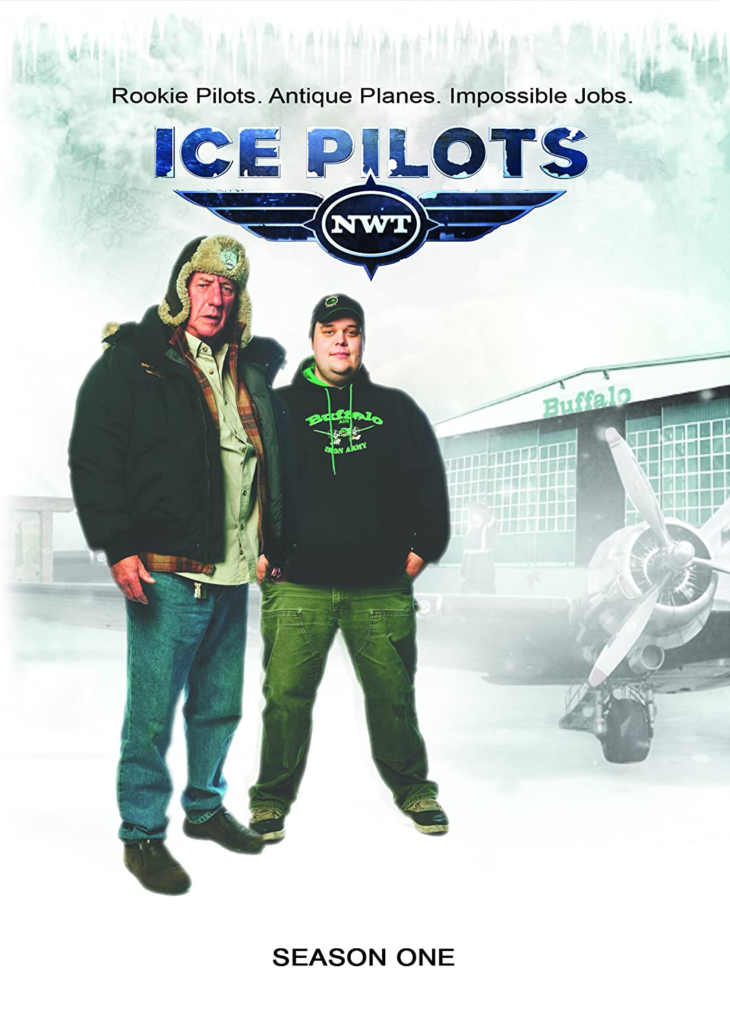 Ice Pilots NWT - 3-Disc Set Discount mail Inexpensive order Season 1