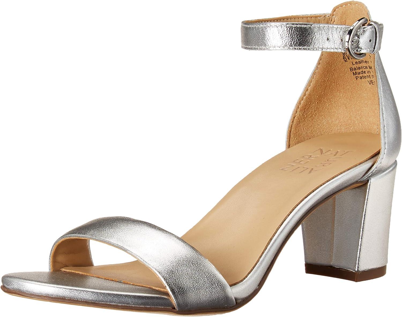 2021new shipping free shipping Naturalizer Women's Vera Sandal Heeled 5 ☆ very popular
