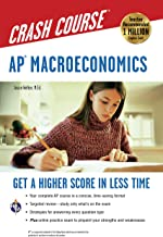 AP® Macroeconomics Crash Course Book + Online (Advanced Placement (AP) Crash Course)