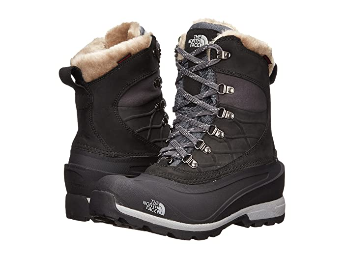 Chilkat 400 TNF Black/Zinc Grey