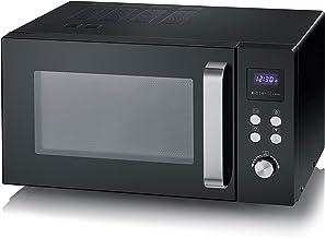 Severin MW 7757 Microondas Inverter - 900 W. 25 L. Negro