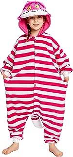 Christmas Cheshire Cat Pajamas Cosplay Onesies Costume