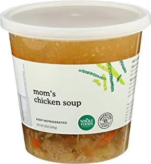 Whole Foods Market, Mom's Chicken Soup, 24 Ounce
