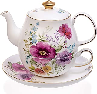Best gold plated teapot Reviews
