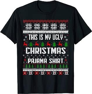 Ugly Christmas Fun Gift T-Shirt