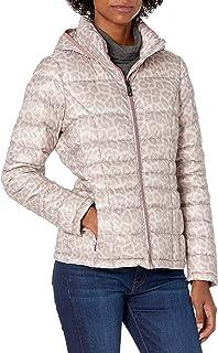 Womens Short Packable Down Coat