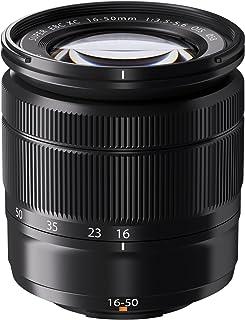 FUJIFILM XCレンズ FUJINON 標準ズームレンズ F XC16-50mmF3.5-5.6 OIS ブラック