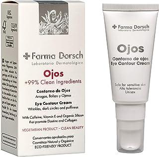 Farma Dorsch Crema Hidratante Para Tratar Bolsas Y Ojeras - 15 ml.
