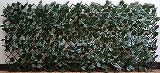 Follaje En Valla Hiedra 1m X 2m Muro Verde Plantas Artificiales
