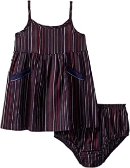 Striped Cami Dress (Infant)