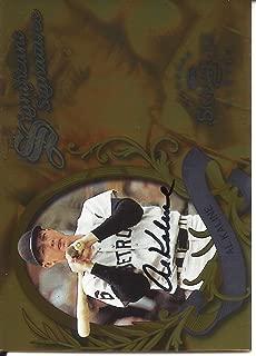 Al Kaline 1997 Donruss Signature Significant Signatures Autograph Card Detroit Tigers