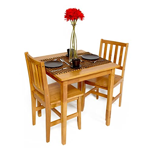 Fabulous Table And 2 Chairs Amazon Co Uk Andrewgaddart Wooden Chair Designs For Living Room Andrewgaddartcom