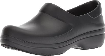 Crocs Women's Neria Pro Ii Clog | Slip-Resistant Work and Nursing Shoe